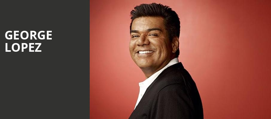 George Lopez, The Chicago Theatre, Chicago