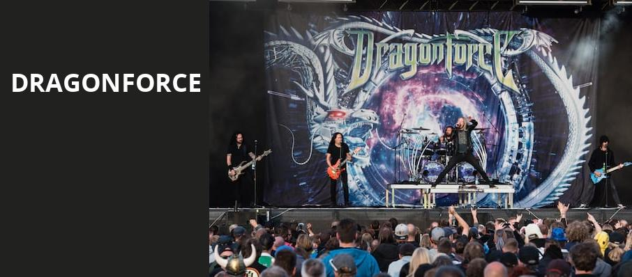 Dragonforce, House of Blues, Chicago