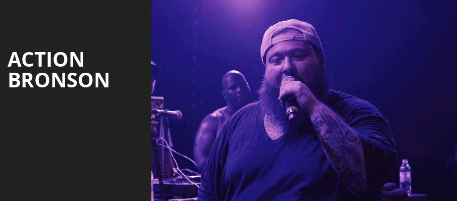 Action Bronson, Concord Music Hall, Chicago