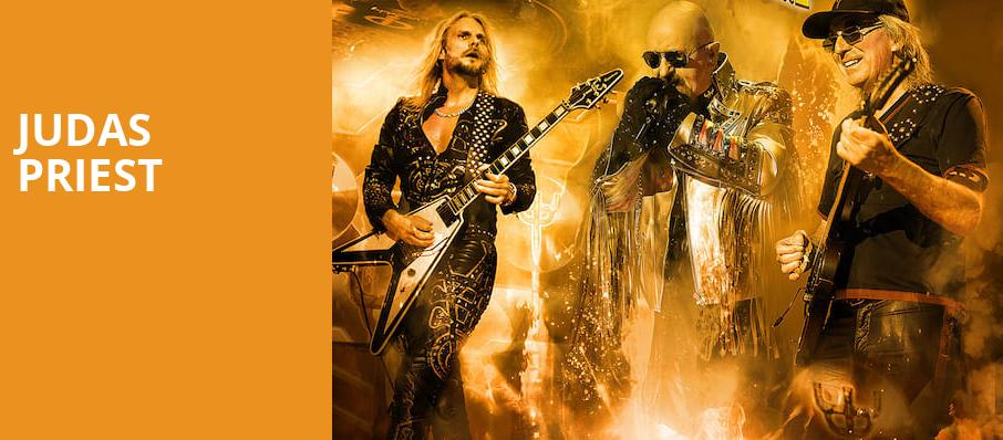 Judas Priest, Rosemont Theater, Chicago
