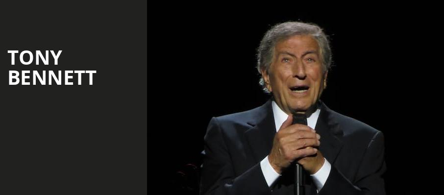 Tony Bennett, Ravinia Pavillion, Chicago