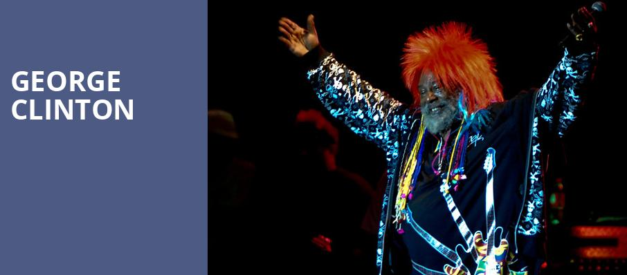 George Clinton, Thalia Hall, Chicago