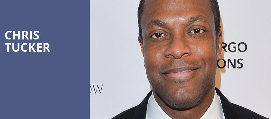 Chris Tucker, The Chicago Theatre, Chicago