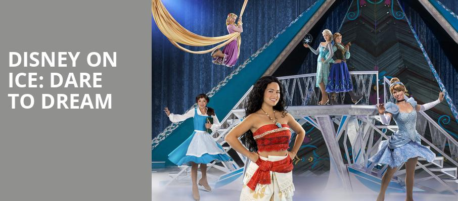 Disney On Ice Dare To Dream, All State Arena, Chicago