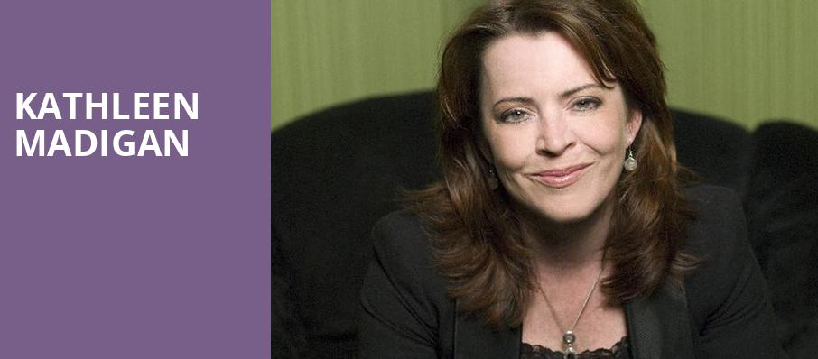 Kathleen Madigan, Genesee Theater, Chicago