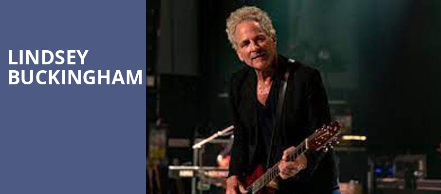 Lindsey Buckingham, Athenaeum Theater, Chicago