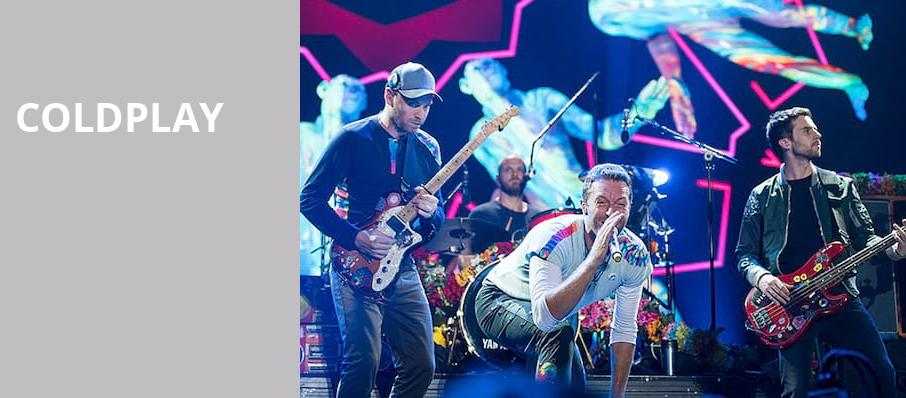 Coldplay, Soldier Field Stadium, Chicago
