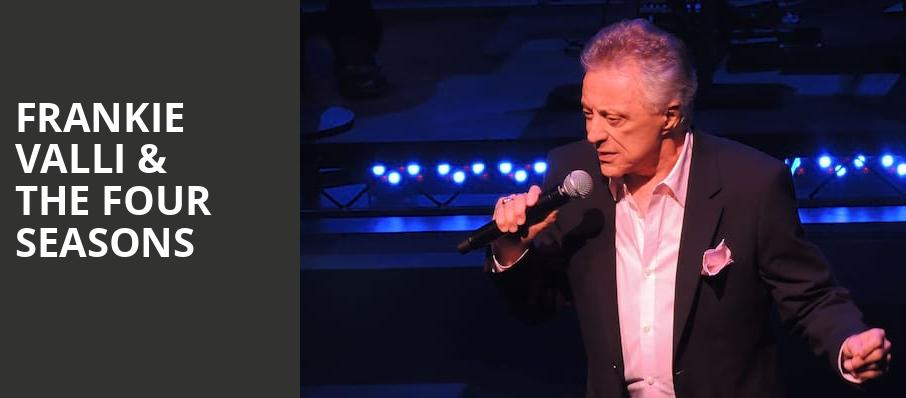 Frankie Valli The Four Seasons, Ravinia Pavillion, Chicago