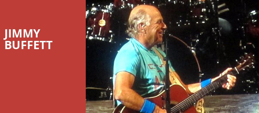 Jimmy Buffett, United Center, Chicago