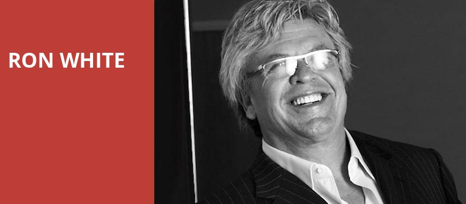 Ron White, The Chicago Theatre, Chicago