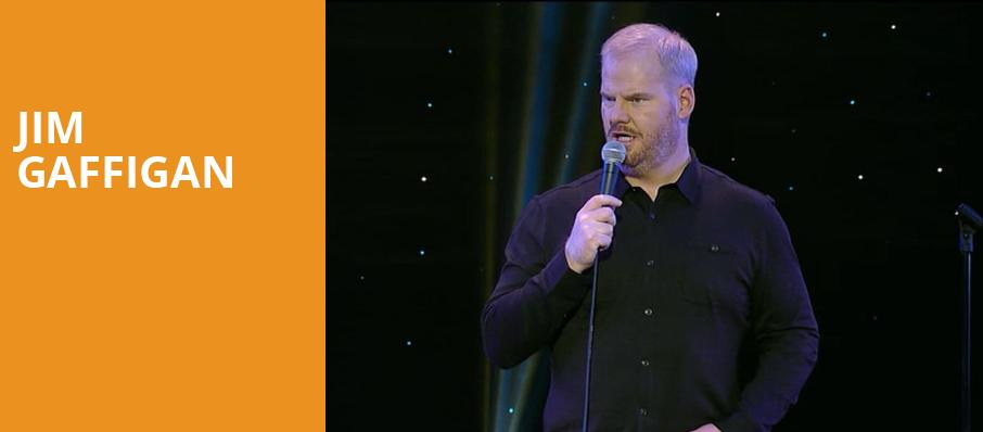 Jim Gaffigan, The Chicago Theatre, Chicago