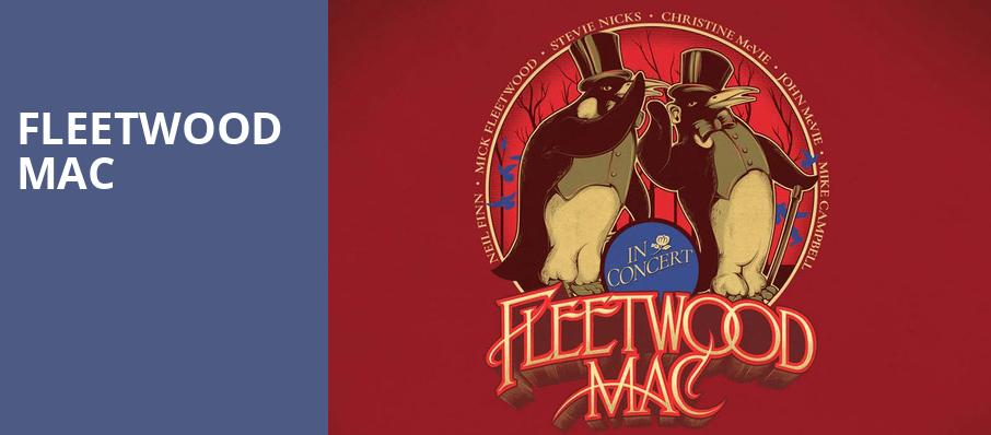 Fleetwood Mac, United Center, Chicago