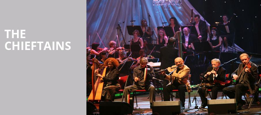 The Chieftains, Symphony Center Orchestra Hall, Chicago