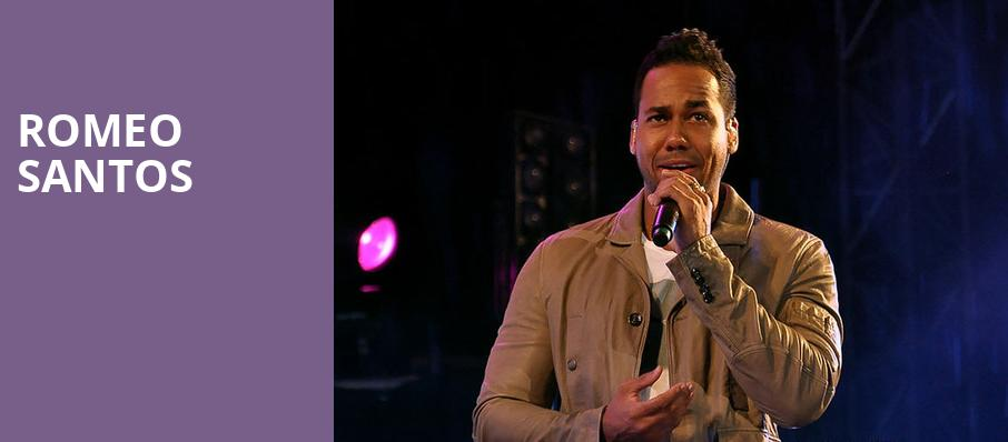 Romeo Santos, All State Arena, Chicago