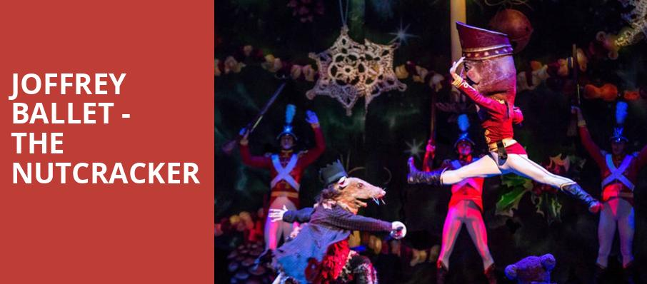 Joffrey Ballet The Nutcracker, Auditorium Theatre, Chicago