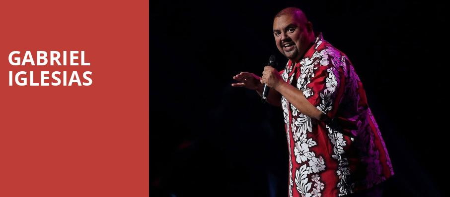 Gabriel Iglesias, All State Arena, Chicago