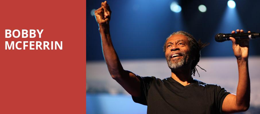 Bobby McFerrin, Ravinia Pavillion, Chicago