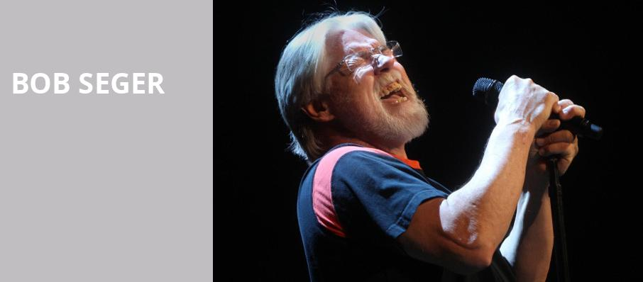 Bob Seger, United Center, Chicago