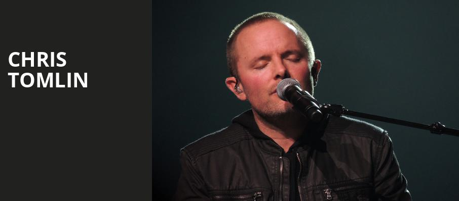 Chris Tomlin, The Chicago Theatre, Chicago