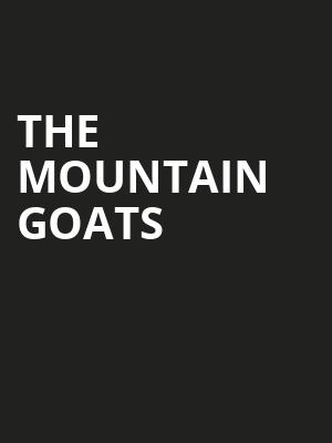 The Mountain Goats Poster