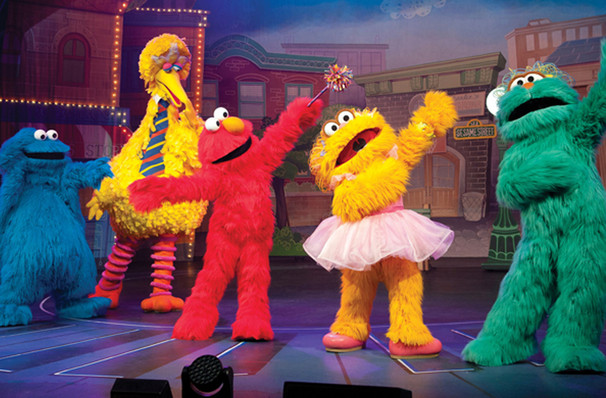 Sesame Street Live Can 39 T Stop Singing Star Plaza Theater Merrillville In Tickets
