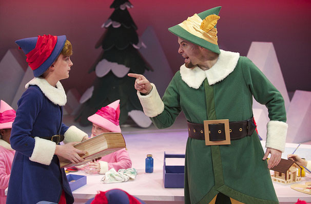Your are viewing a past performance of Rudolph the Red-Nosed Reindeer