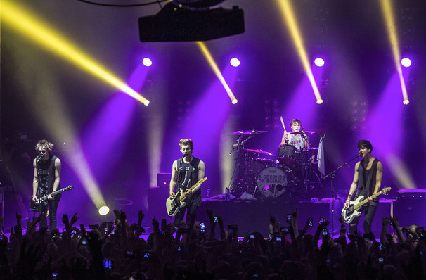 Seconds Of Summer Rowyso Tour Tickets