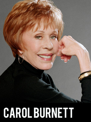 Carol Burnett chicago