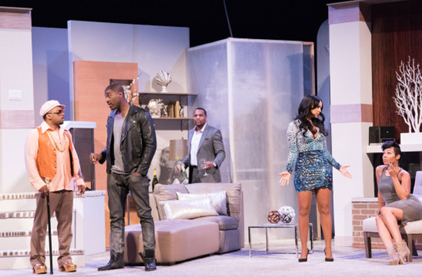 Jecaryous Johnsons Married But Single Too, Arie Crown Theater, Chicago