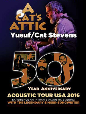 A Cat's Attic: Yusuf Islam/Cat Stevens Poster