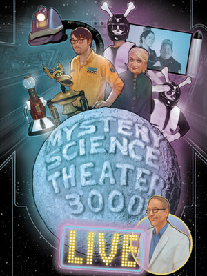 Mystery Science Theater 3000 Live Poster