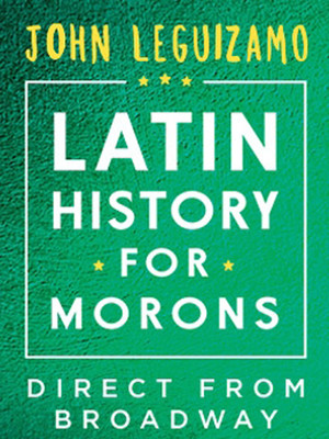 Latin History For Morons Poster